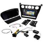Pack autoradio GPS BMW Série 5 E60 de 2003 à 2007 - iLX-702D, iLX-F903D, INE-W611D ou INE-W710D au choix