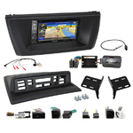 Pack autoradio GPS BMW X3 E83 de 2004 à 2010 - iLX-702D, INE-F904D, INE-W611D ou INE-W720D au choix