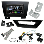 Autoradio Navigation CarPlay et Android Auto DNX5180BTS, DNX451RVS ou DNX8180DABS BMW X1 de 2009 à 2015