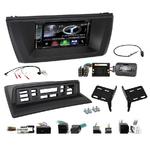 Autoradio Navigation CarPlay et Android Auto DNX5180BTS, DNX451RVS ou DNX8180DABS BMW X3 de 2004 à 2010