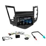 Chevrolet Cruze de 2009 à 2013 : Poste radio 2-DIN avec CD/USB/Bluetooth avec ou sans écran tactile