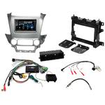 Chevrolet Tahoe et Suburban de 2014 à 2018 : Poste radio 2-DIN avec CD/USB/Bluetooth avec ou sans écran tactile