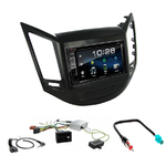 Chevrolet Orlando depuis 2010 : Poste radio 2-DIN avec CD/USB/Bluetooth avec ou sans écran tactile