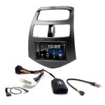 Chevrolet Spark de 2009 à 2015 : Poste radio 2-DIN avec CD/USB/Bluetooth avec ou sans écran tactile