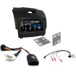Chevrolet Trailblaer et Isuzu D-Max : Poste radio 2-DIN avec CD/USB/Bluetooth avec ou sans écran tactile
