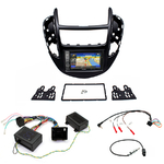 Pack autoradio GPS Chevrolet Trax depuis 2013 - iLX-702D, INE-F904D, INE-W611D ou INE-W720D au choix