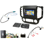 Pack autoradio GPS Chevrolet Colorado et S10 de 2016 à 2018 - iLX-702D, INE-F904D, INE-W611D ou INE-W720D au choix