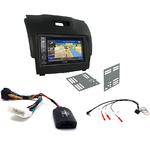Pack autoradio GPS Chevrolet Trailblazer et Isuzu D-Max - iLX-702D, INE-F904D, INE-W611D ou INE-W720D au choix