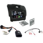 Autoradio Navigation CarPlay et Android Auto DNX5170BTS, DNX450TR ou DNX8170DABS Chevrolet Trailblazer et Isuzu D-Max