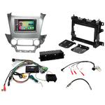 Pack autoradio Android GPS Chevrolet Tahoe et Suburban de 2014 à 2018 - WIFI Bluetooth écran tactile HD