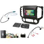 Pack autoradio Android GPS Chevrolet S10 et Colorado de 2016 à 2018 - WIFI Bluetooth écran tactile HD