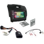 Pack autoradio Android GPS Chevrolet Trailblazer et Isuzu D-Max - WIFI Bluetooth écran tactile HD