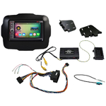 Pack autoradio Android GPS Jeep Renegade depuis 2015 - WIFI Bluetooth écran tactile HD