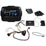 Jeep Renegade depuis 2015 : Poste radio 2-DIN avec CD/USB/Bluetooth avec ou sans écran tactile
