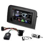 Autoradio Navigation CarPlay et Android Auto DNR4190DABS, DNX5190DABS ou DNX9190DABS Fiat Croma de 2005 à 2010