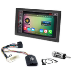 Pack autoradio Android GPS Kia Carens de 2007 à 2010 - WIFI Bluetooth écran tactile HD