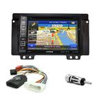 Autoradio GPS Land Rover Freelander de 2004 à 2006 - iLX-702D, INE-F904D, INE-W611D ou INE-W720D au choix