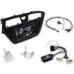 Autoradio Navigation CarPlay et Android Auto DNX5180BTS, DNX451RVS ou DNX8180DABS Hyundai i20 de 2014 à 2018