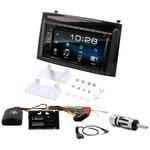 Fiat Doblo et Opel Combo depuis 2015 : Poste radio 2-DIN avec CD/USB/Bluetooth avec ou sans écran tactile