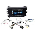 Autoradio 2-DIN Alpine Nissan Navara NP300 depuis 2015 - CDE-W296BT, IVE-W560BT, IVE-W585BT ou ILX-F903D AU CHOIX