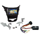 Pack autoradio GPS Ssangyong Korando depuis 2013 - iLX-F903D, INE-W990HDMI, INE-W710D ou INE-W987D au choix