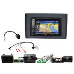 Pack autoradio GPS Volvo XC90 de 2004 à 2014 - iLX-F903D, INE-W990HDMI, INE-W710D ou INE-W987D au choix