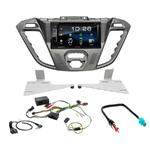 Ford Tourneo Custom & Transit Custom de 11/2012 à 2016 : Poste radio 2-DIN avec CD/USB/Bluetooth avec ou sans écran tactile