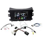Autoradio Navigation CarPlay et Android Auto DNX5180BTS, DNX451RVS ou DNX8180DABS Nissan Navara et NP300 depuis 2015