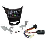 Autoradio Navigation CarPlay et Android Auto DNX5180BTS, DNX451RVS ou DNX8180DABS Ssangyong Korando depuis 2013