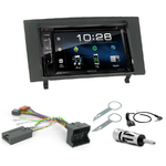 Ford Mondeo de 06/2003 à 05/2007 : Poste radio 2-DIN avec CD/USB/Bluetooth avec ou sans écran tactile
