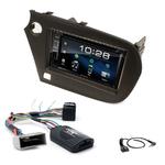 Honda Insight depuis 2010 : Poste radio 2-DIN avec CD/USB/Bluetooth avec ou sans écran tactile