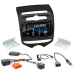 Hyundai IX20 depuis 11/2010 : Poste radio 2-DIN avec CD/USB/Bluetooth avec ou sans écran tactile