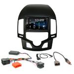 Hyundai i30 de 07/2007 à 02/2012 : Poste radio 2-DIN avec CD/USB/Bluetooth avec ou sans écran tactile