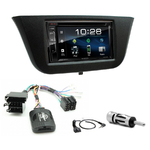 Iveco Daily depuis 2014 : Poste radio 2-DIN avec CD/USB/Bluetooth avec ou sans écran tactile