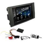 Iveco Daily de 2006 à 2013 : Poste radio 2-DIN avec CD/USB/Bluetooth avec ou sans écran tactile
