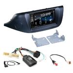 Kia Cee'd depuis 04/2012 : Poste radio 2-DIN avec CD/USB/Bluetooth avec ou sans écran tactile