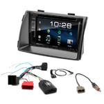 Kia Sorento de 2009 à 2012 : Poste radio 2-DIN avec CD/USB/Bluetooth avec ou sans écran tactile