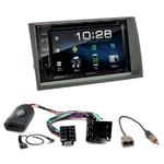 Kia Cee'd de 2009 à 04/2012 : Poste radio 2-DIN avec CD/USB/Bluetooth avec ou sans écran tactile