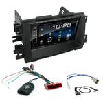 Mazda 6 de 2014 à 2015 et Mazda CX-5 depuis 2012 : Poste radio 2-DIN avec CD/USB/Bluetooth avec ou sans écran tactile