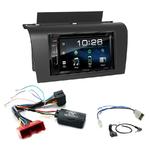Mazda 3 de 2003 à 2007 : Poste radio 2-DIN avec CD/USB/Bluetooth avec ou sans écran tactile