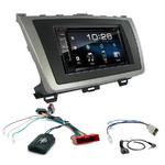 Mazda 6 de 2008 à 2012 : Poste radio 2-DIN avec CD/USB/Bluetooth avec ou sans écran tactile