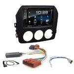 Mazda MX-5 et Miata 6 : Poste radio 2-DIN avec CD/USB/Bluetooth avec ou sans écran tactile