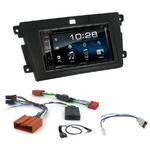 Mazda CX-7 de 2007 à 2013 : Poste radio 2-DIN avec CD/USB/Bluetooth avec ou sans écran tactile