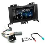 Mercedes Sprinter & Volkswagen Crafter : Poste radio 2-DIN avec CD/USB/Bluetooth avec ou sans écran tactile