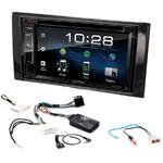 Nissan Juke depuis 05/2014 : Poste radio 2-DIN avec CD/USB/Bluetooth avec ou sans écran tactile