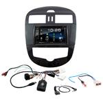 Nissan Pulsar depuis 2015 : Poste radio 2-DIN avec CD/USB/Bluetooth avec ou sans écran tactile