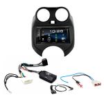Poste radio 2-DIN avec CD/USB/Bluetooth avec ou sans écran tactile