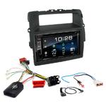 Nissan Primastar, Opel Vivaro & Renault Trafic de 2011 à 2014 : Poste radio 2-DIN avec CD/USB/Bluetooth avec ou sans écran tactile