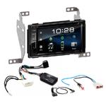 Nissan Juke 10/2010 à 05/2014 : Poste radio 2-DIN avec CD/USB/Bluetooth avec ou sans écran tactile