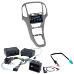 Opel Astra J depuis 2009 : Poste radio 2-DIN avec CD/USB/Bluetooth avec ou sans écran tactile